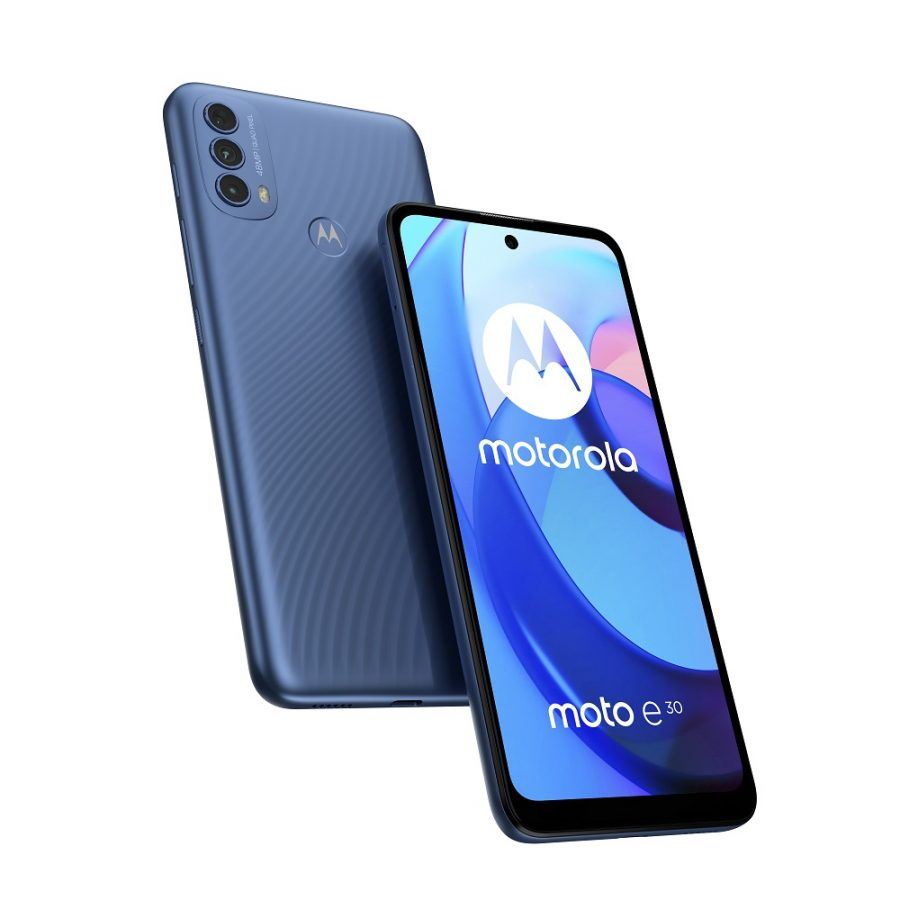 smartfon Motorola Moto E30 smartphone