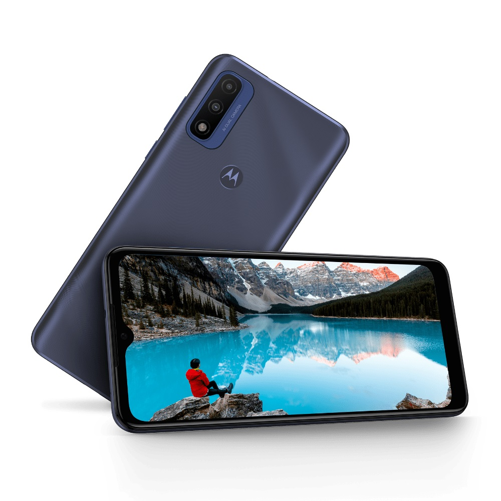 smartfon Motorola Moto G Pure smartphone