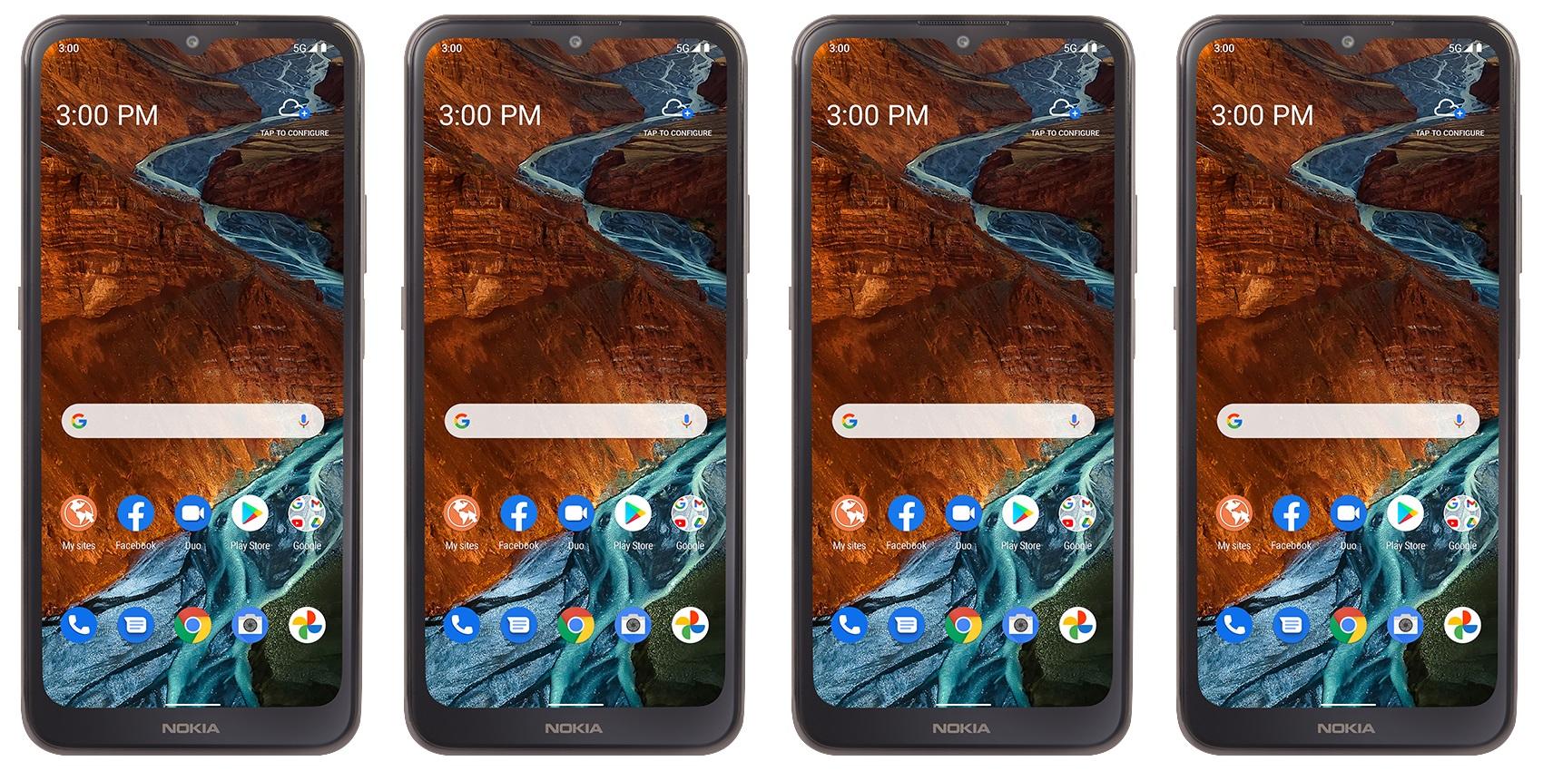 smartfon Nokia G300 5G smartphone