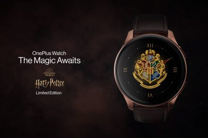 OnePlus Watch Harry Potter Limited Edition smartwatch