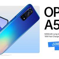 smartfon Oppo A55 smartphone