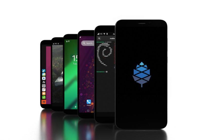 smartfon z Linuxem PinePhone Pro Linux smartphone