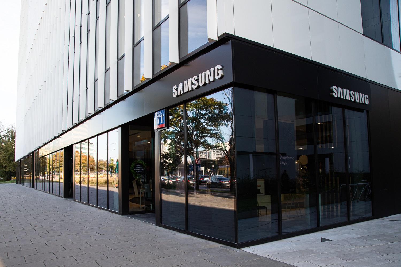 Samsung Serwis Klienta punkt serwisowy Al. Solidarności 171