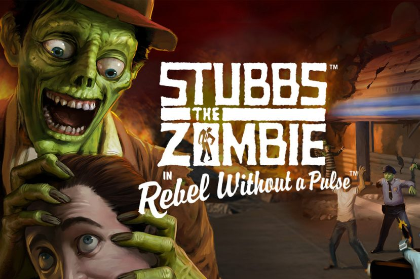 Stubbs the Zombie in Rebel Without a Pulse za darmo w Epic Games Store i Paladins