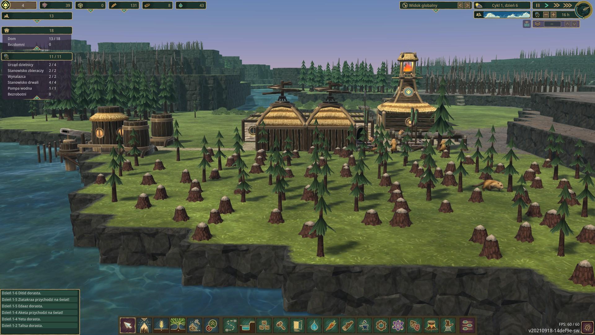 Timberborn screenshot 2