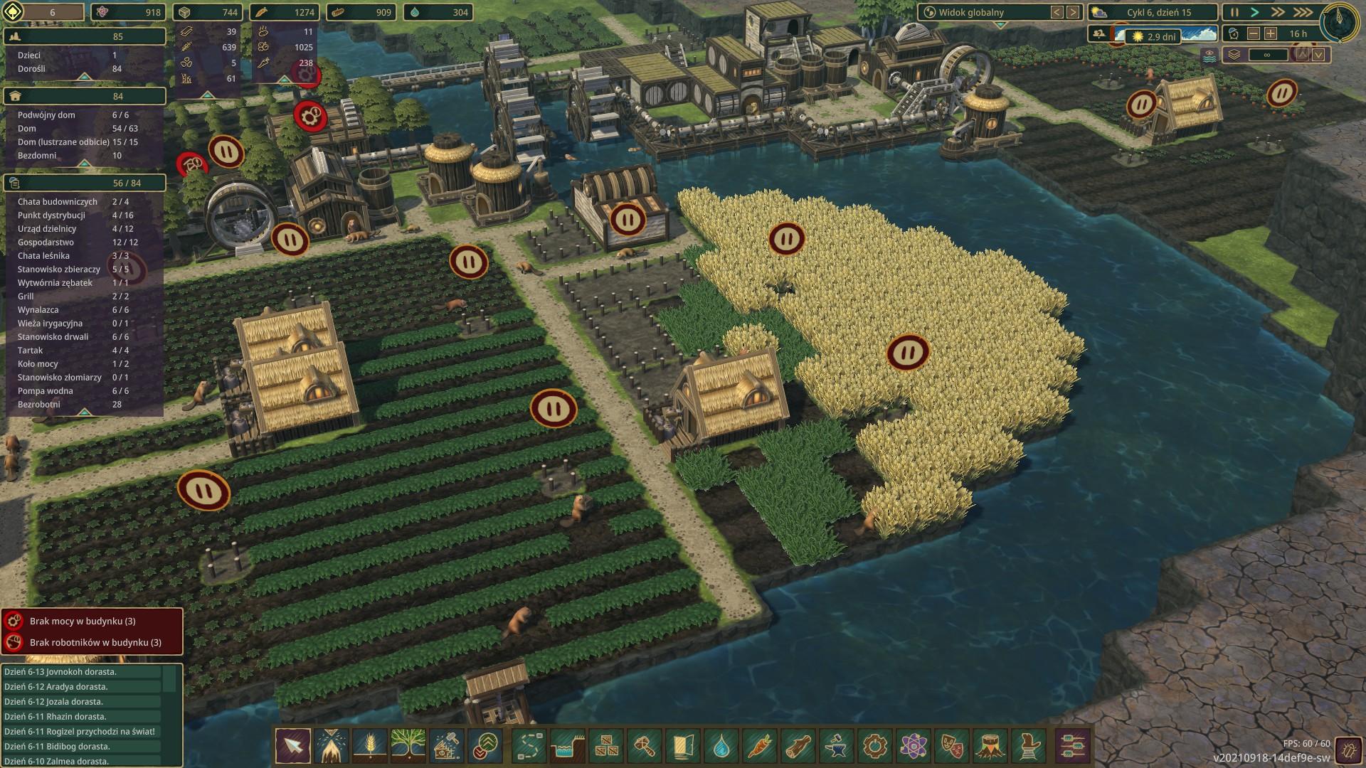 Timberborn screenshot 9