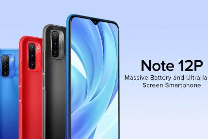 smartfon Ulefone Note 12P smartphone