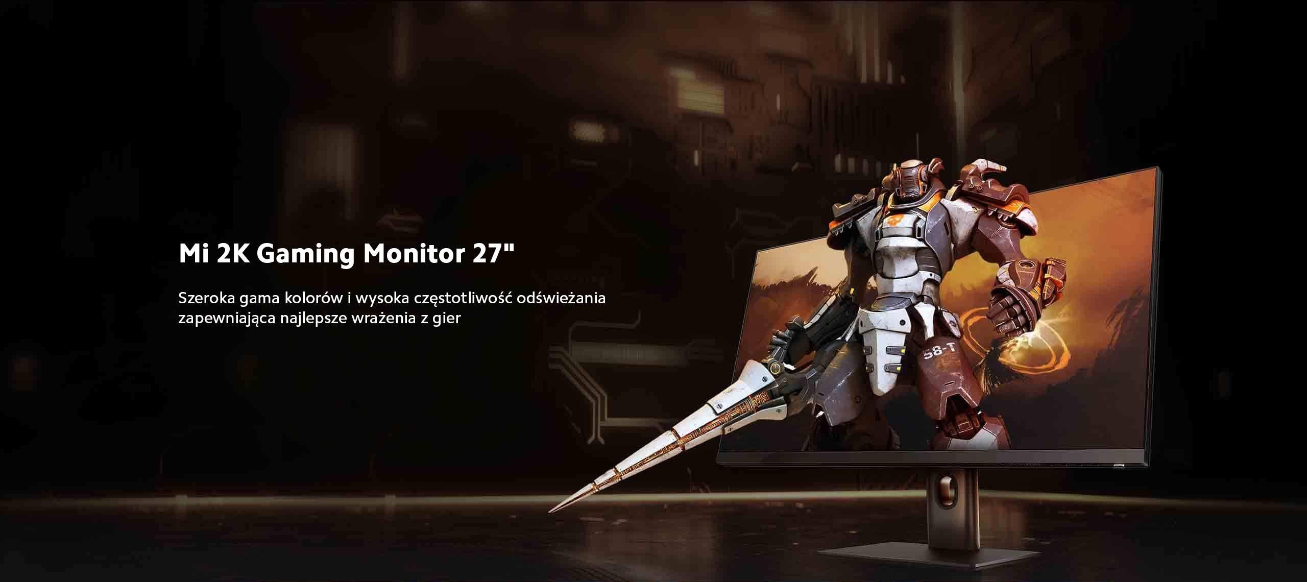 Xiaomi Mi 2K Gaming Monitor 27 inch monitor