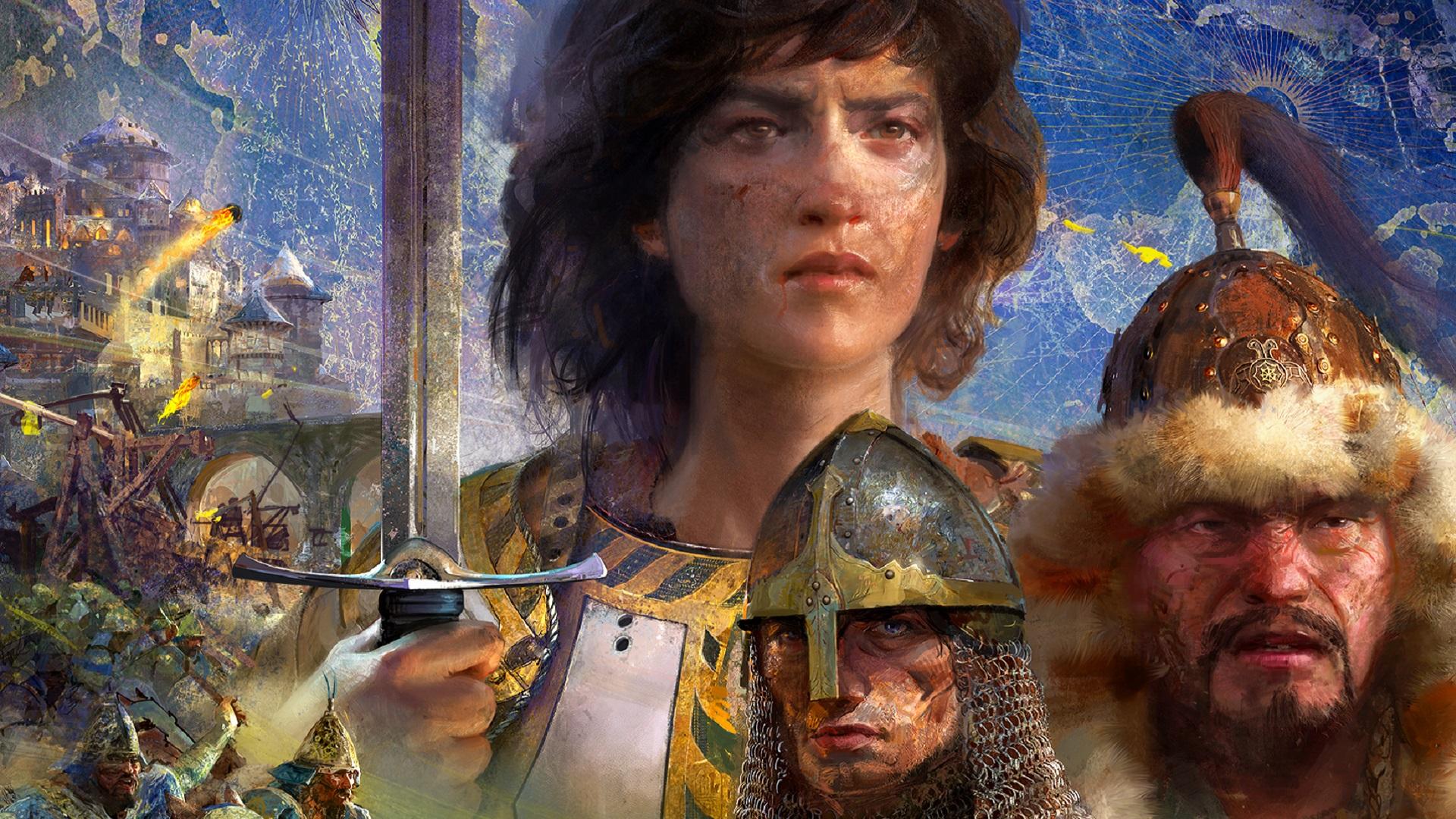 Powrót ukochanego klasyka. Recenzja Age of Empires IV
