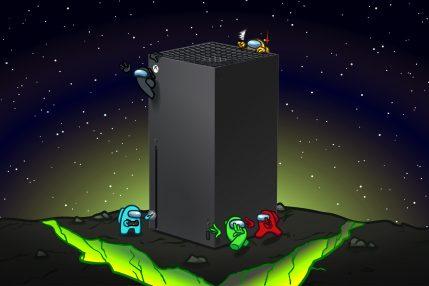 Among Us (źródło: Xbox)