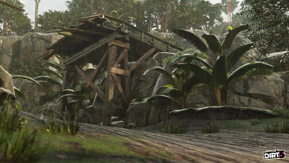 Globalna iluminacja uległa znacznej poprawie, dzięki kolejnej aktualizacji dla gry Codemasters
