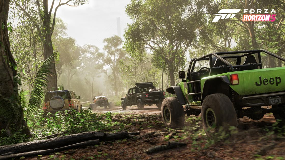 Forza Horizon 5 pokryła się złotem! Znamy kolejne szczegóły na temat listopadowego hitu