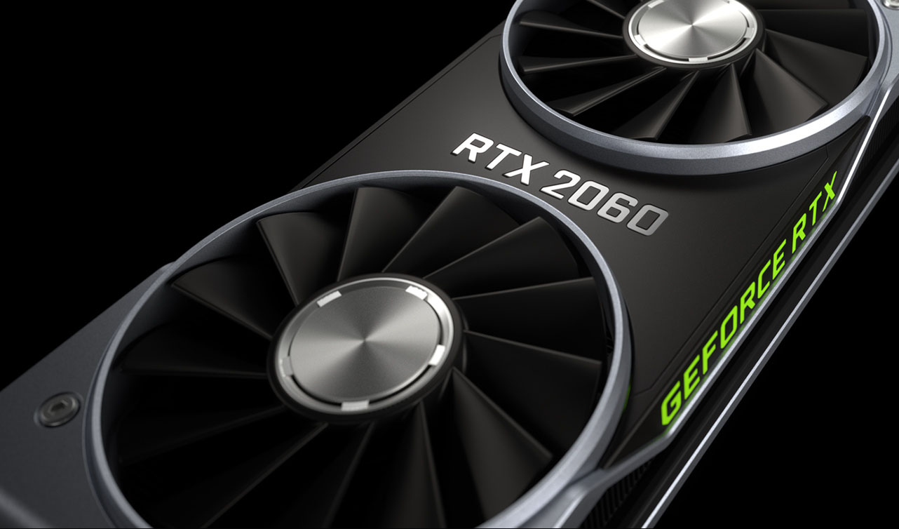 GeForce RTX 2060 Founders Edition