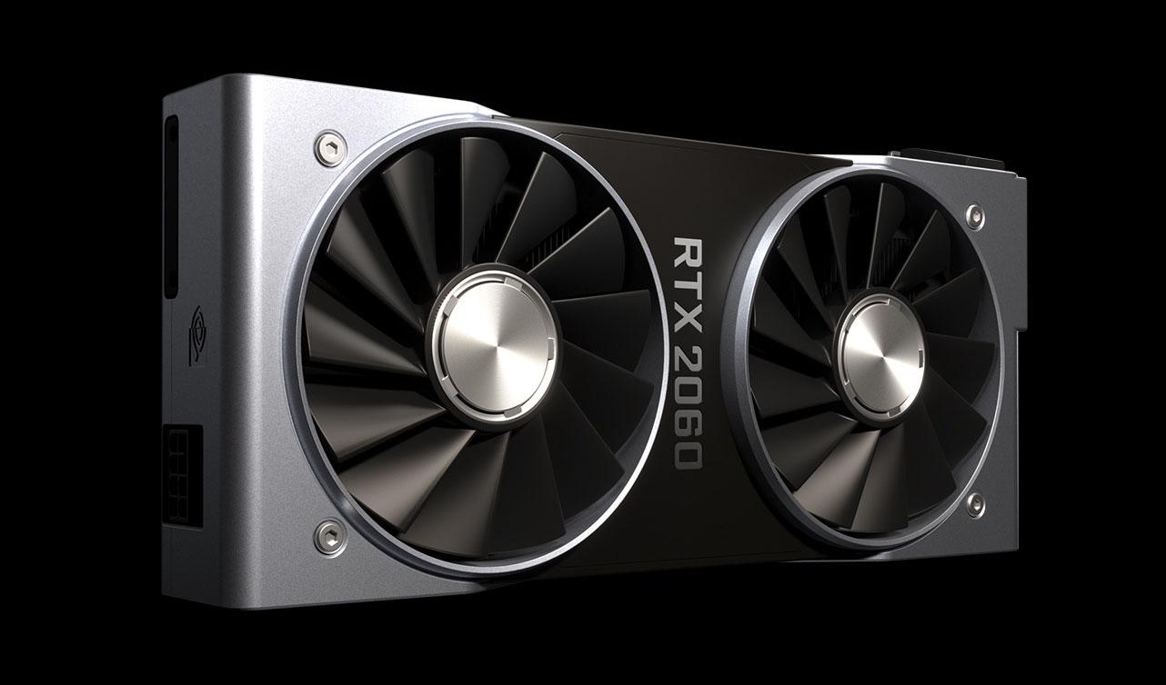 GeForce RTX 2060 FE