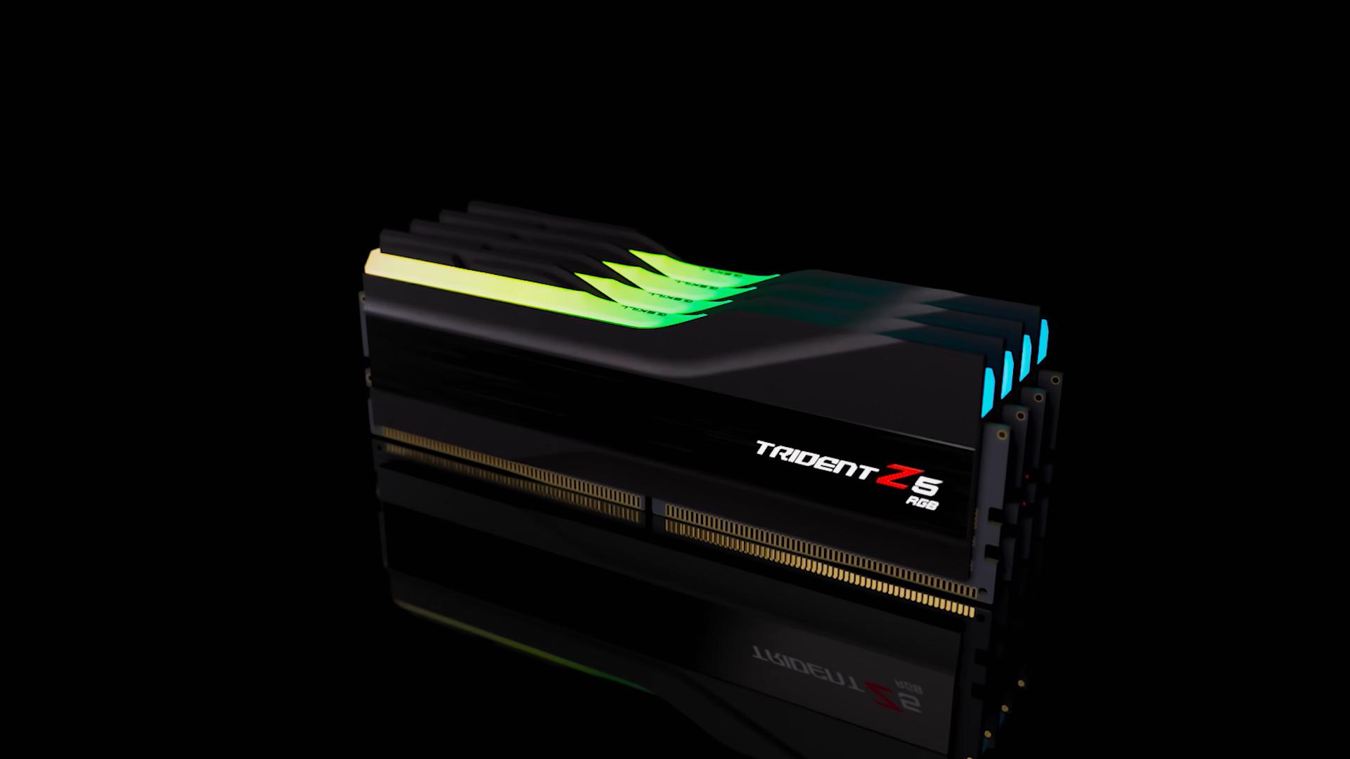 G.SKILL Trident Z5 DDR5