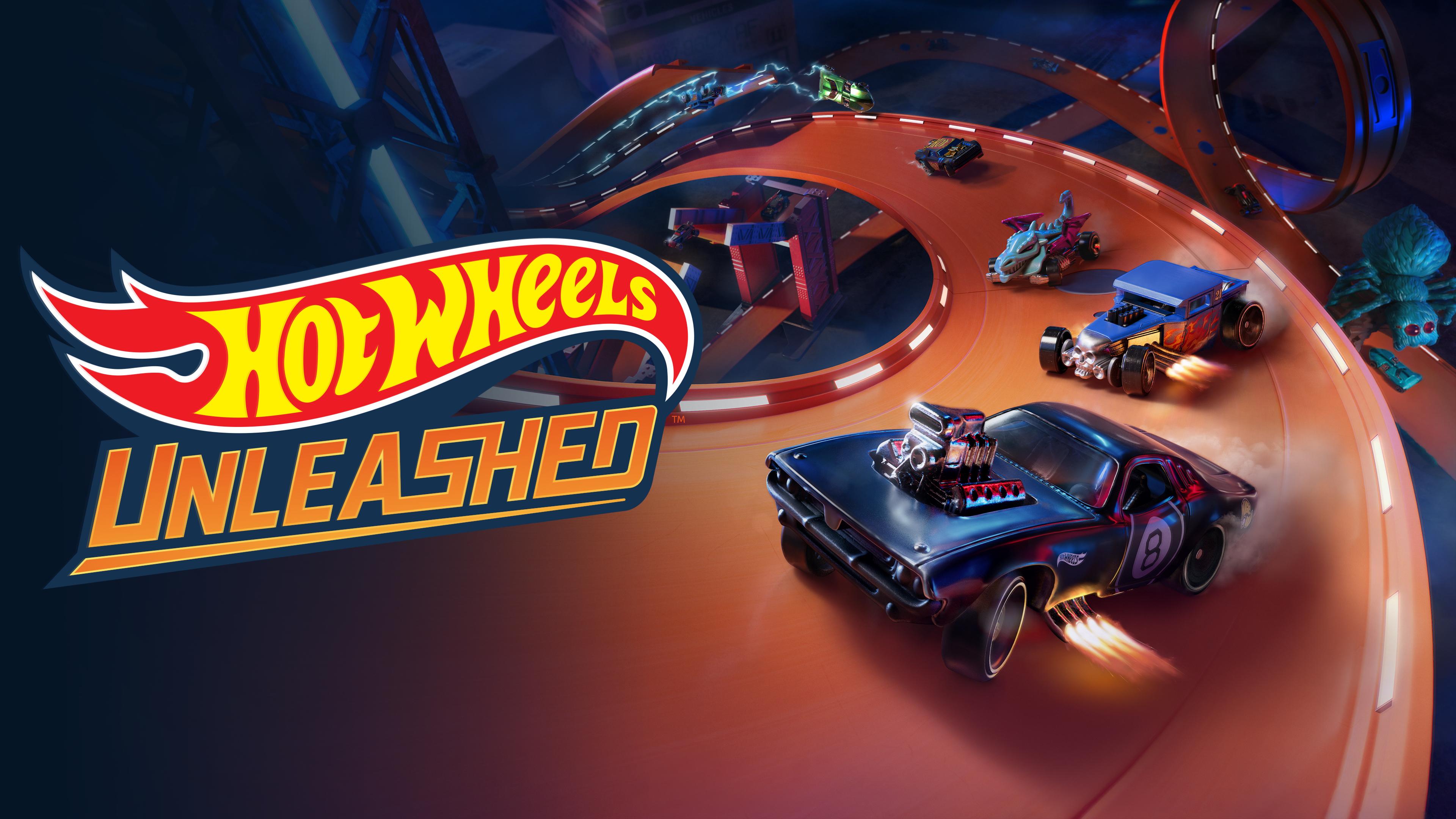 Hot Wheels Unleashed - header