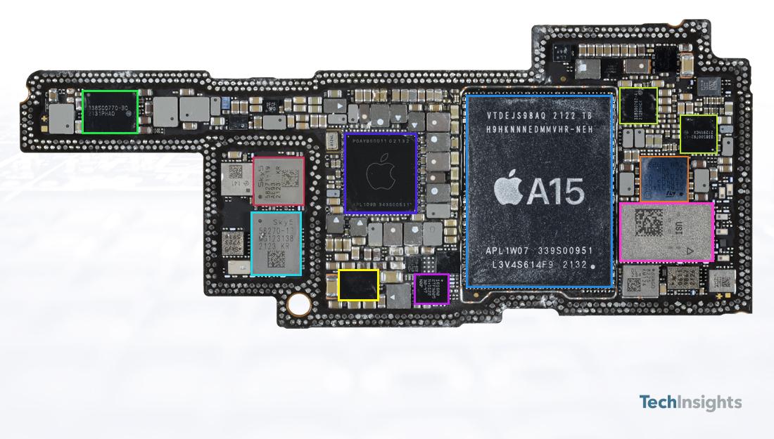 iPhone 13 Pro płyta główna