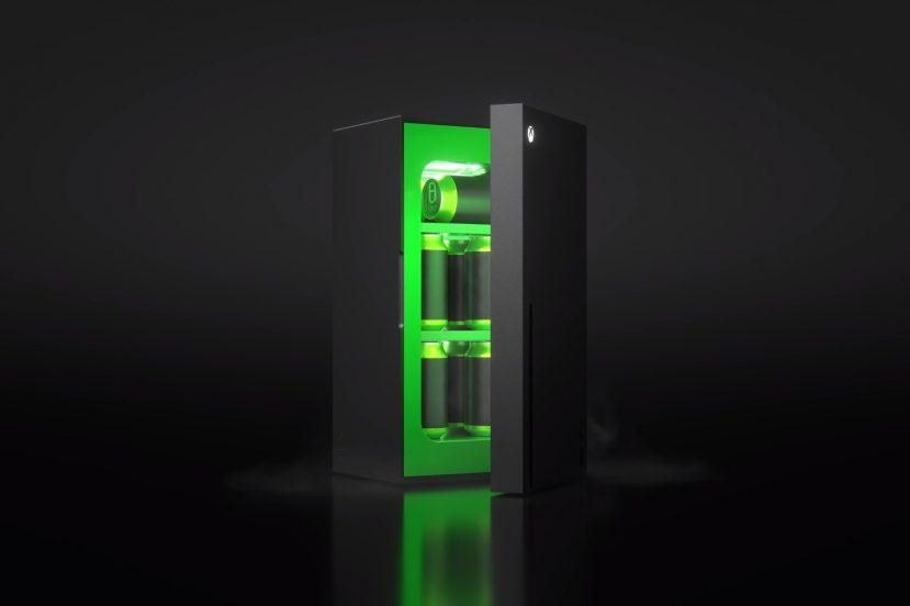 mini lodówka Xbox Mini Fridge