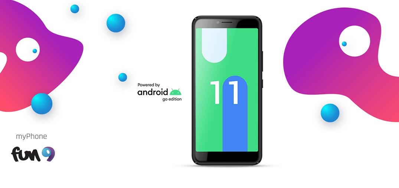 myPhone Fun 9 to dowód na to, że nawet bardzo tani smartfon może być ciekawą propozycją