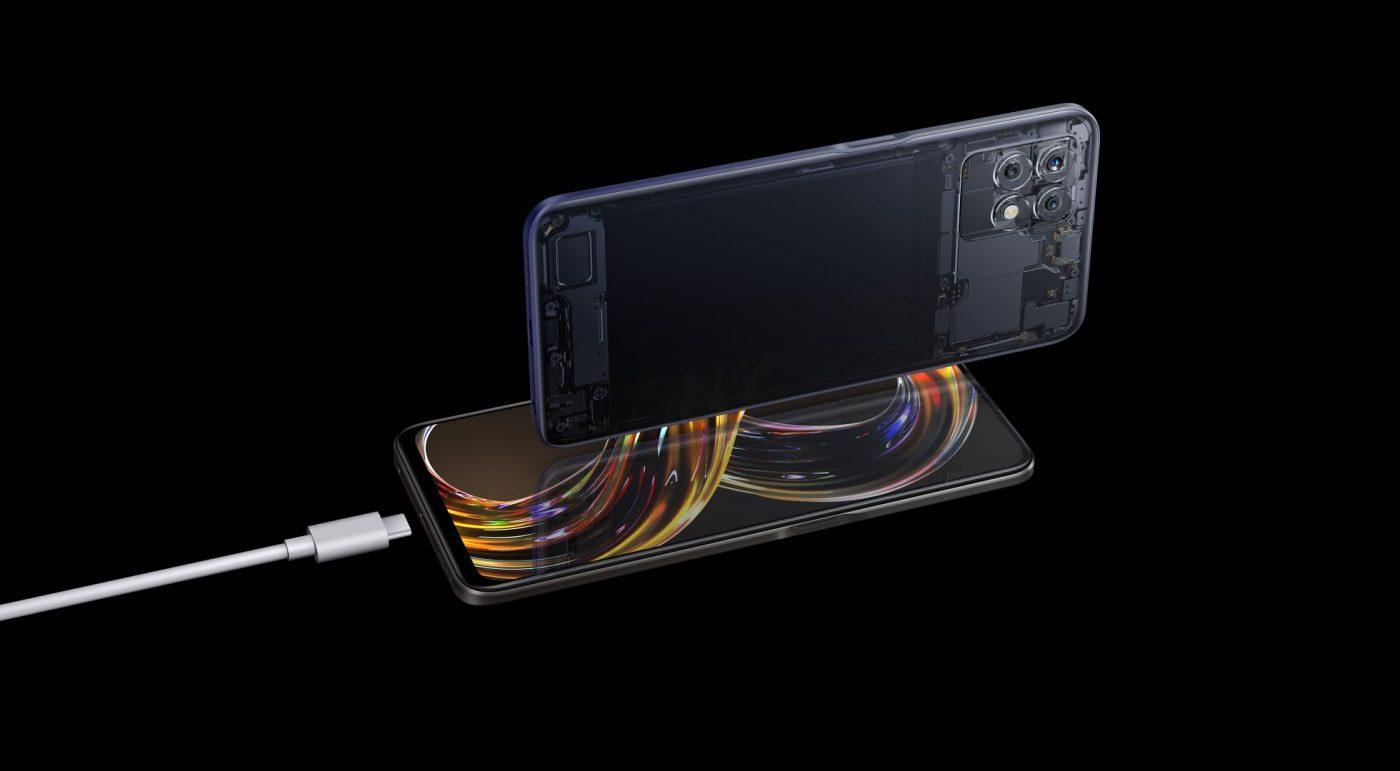 Smartfon realme 8i