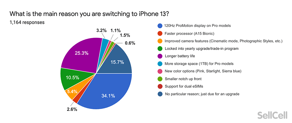 iPhone 13 ankieta