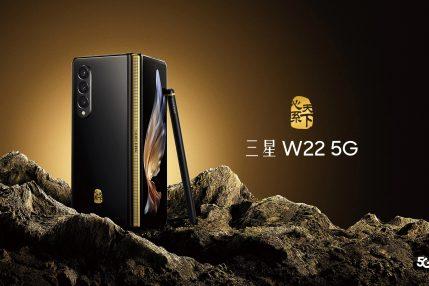 składany smartfon samsung w22 5g foldable smartphone