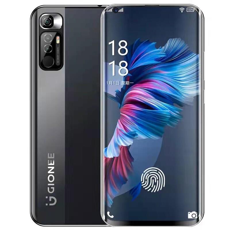smartfon z zakrzywionym ekranem Gionee K10