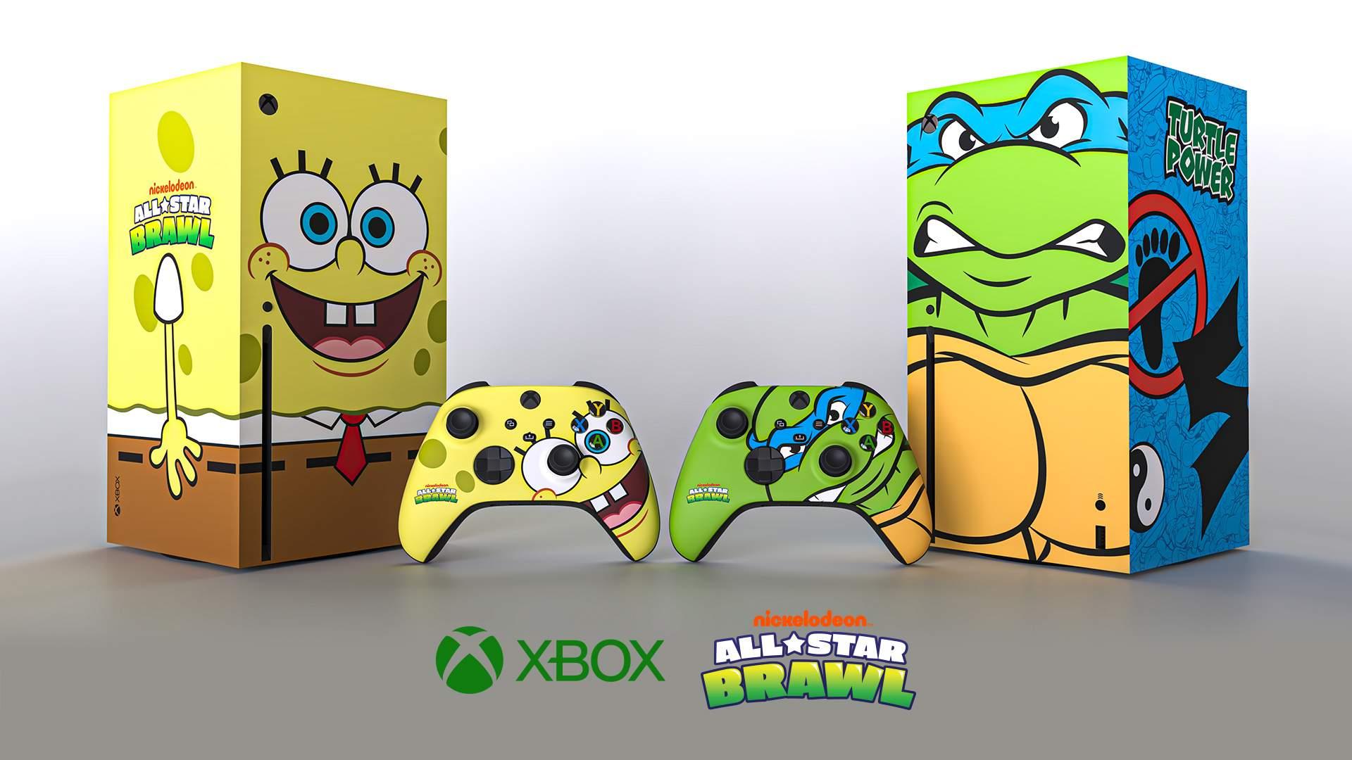 Xbox łączy siły z Nickelodeon