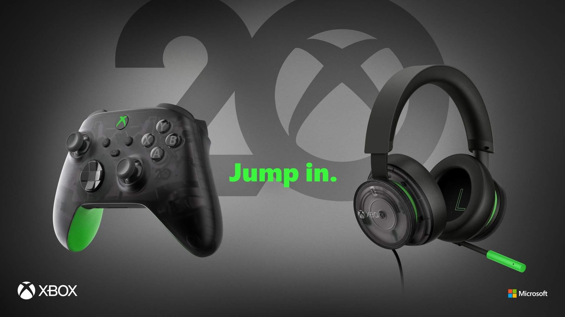 Xbox - 20. urodziny