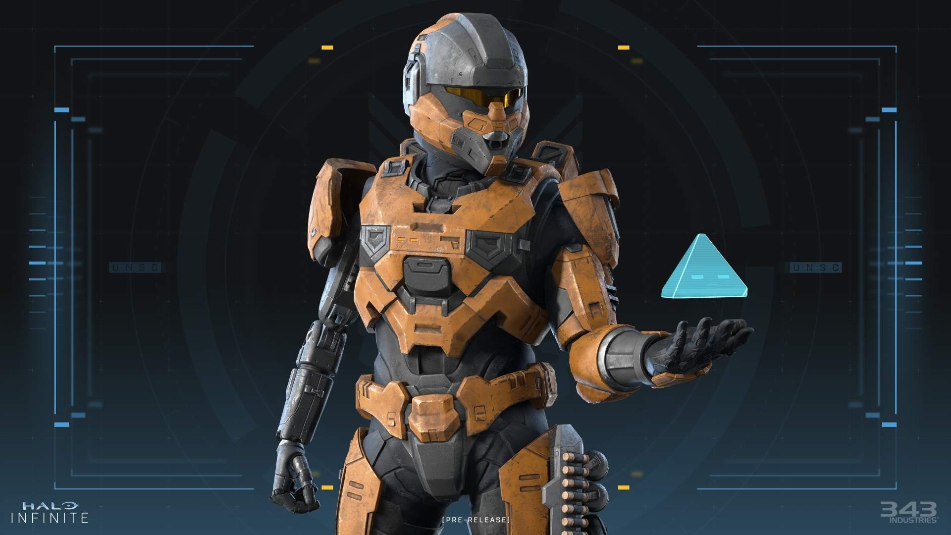 Halo Infinite z szerokimi ułatwieniami dostępu, na platformie Xbox (źródło: Microsoft)
