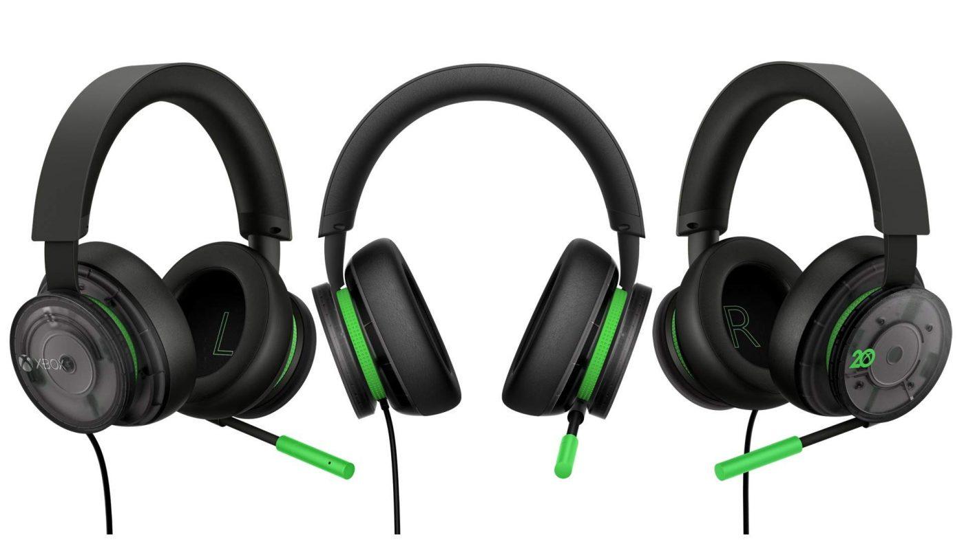 Rocznicowe słuchawki do Xboxa, we własnej osobie