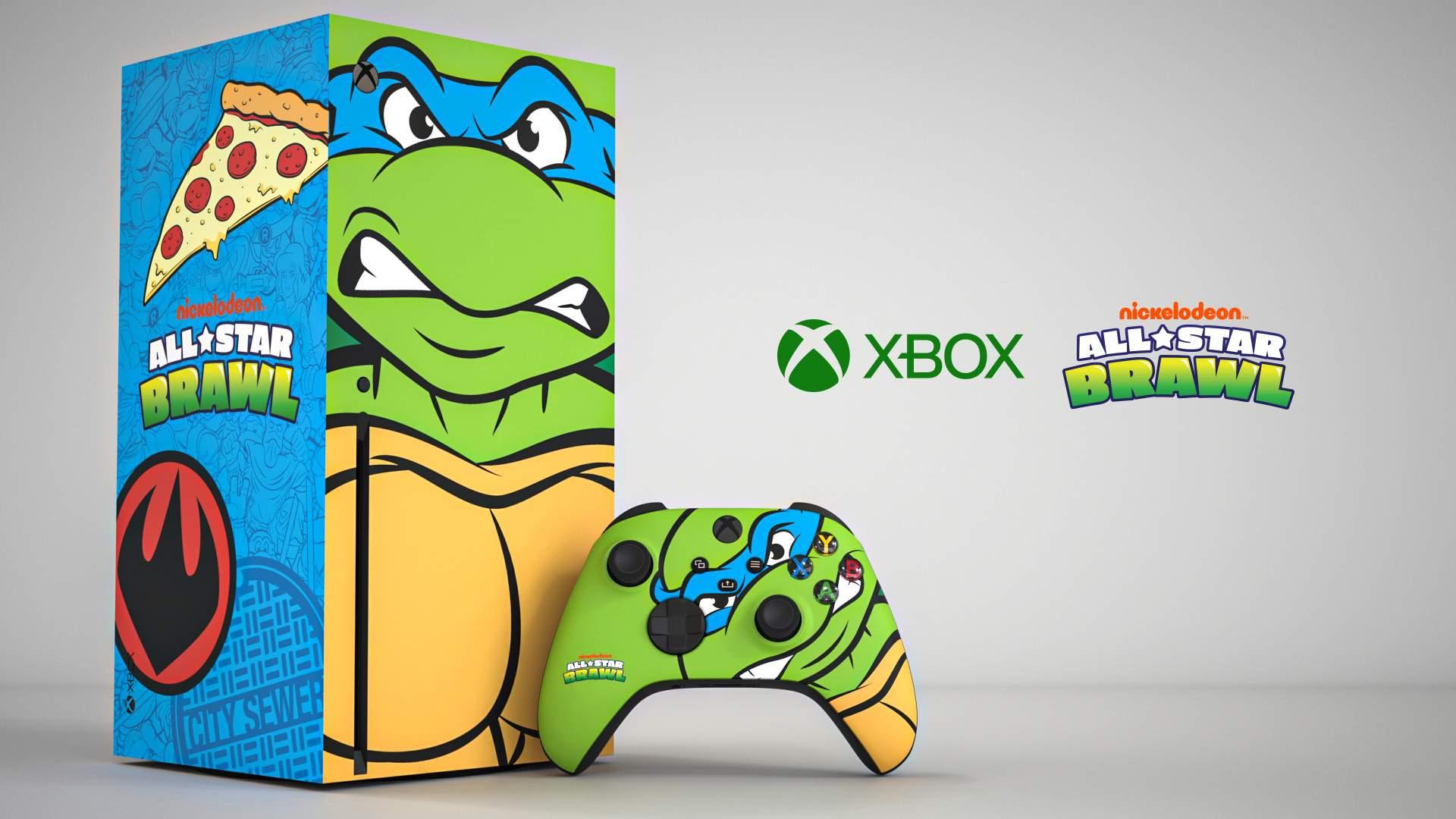 Xbox Series X - Wojownicze Żółwie Ninja